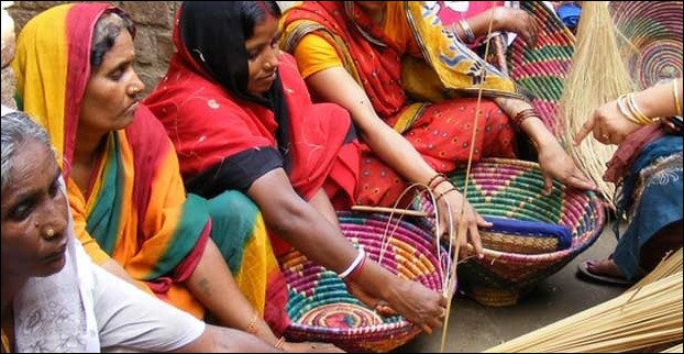 Sikki artists in Mithila are struggling to save the existence of this craft