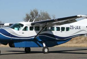 Spirit Air will possibly use its 9 seater Cessna Grand Caravan for the flight operation in Darbhanga