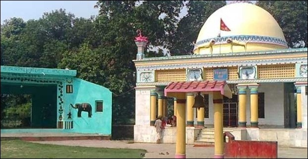 Bhadrakali Kokilakshi Temple in Koilakh Village of Madhubani