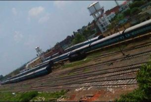 Darbhanga Station falls in Grade A category station in Railway's list