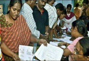 Finalized voter list of Darbhanga was published