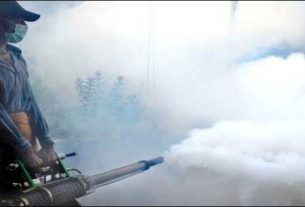 Fogging For Dengue Control in Darbhanga soon to begin