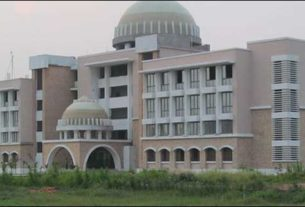 Sandip University will be the first private university of Mithila to be opened at Sijaul of Madhubani