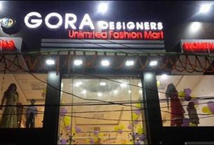 Designer Showroom Gora opens in Darbhanga