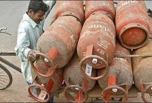 Non-subsidized gas cylinder rates increased by RS 50