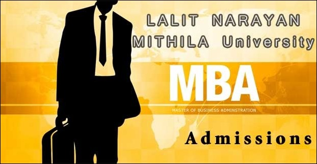 Apply for MBA in LNMU till June 30,2016