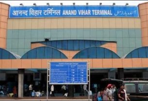 Listen! Maithili Announcements at Anand-Vihar Station