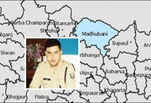 Deepak Barnwal becomes the new SP of Madhubani