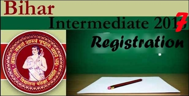Bihar Intermediate/Matric Registration Date 2016 from October 25