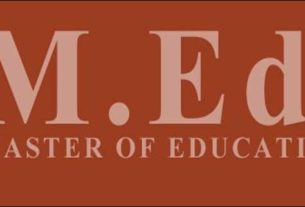 M.Ed Course soon in all Government colleges of B.Ed,TTC Turkey initiates