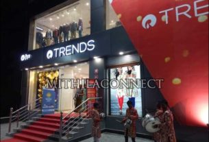 Reliance Trends apparel-retailing store opens in Darbhanga