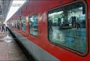AC Special Train between Darbhanga to Delhi will begin from March 2017