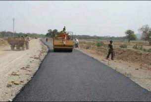 Akmighat Shobhan Bypass road may start from the next month