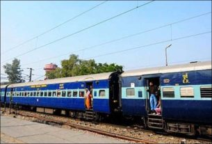 Astha special tourist train from Jainagar