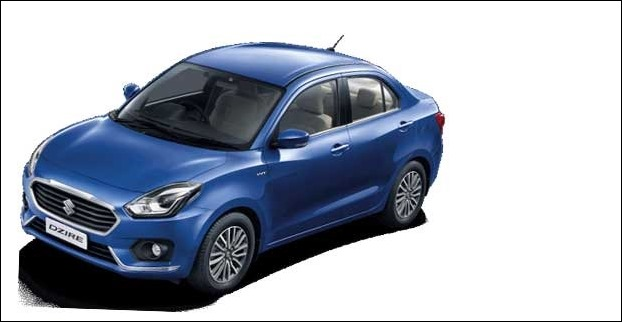 Krishna Motors Darbhanga showcases New Swift Dzire by Maruti Suzuki