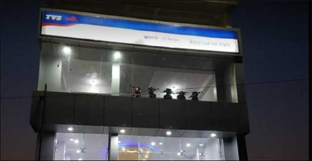 'Bhawani' TVS showroom opens on NH-57 in Darbhanga