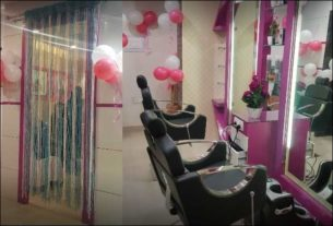 Shahnaz Husain Salon in Darbhanga was inaugurated recently