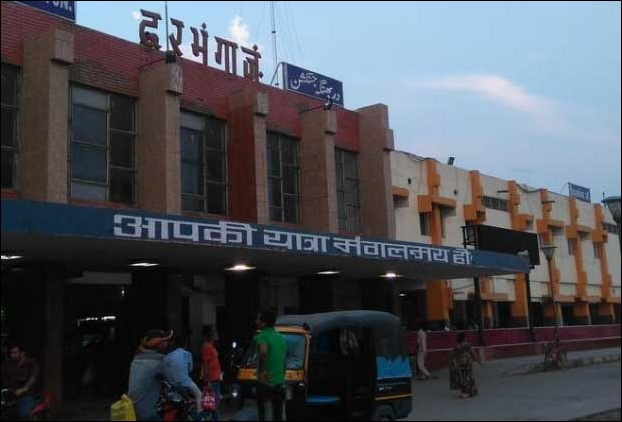 Enquiry Centre starts functioning at Darbhanga Junction