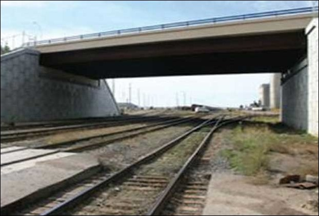 Rail Over Bridge will be built on Pandasarai Gumati