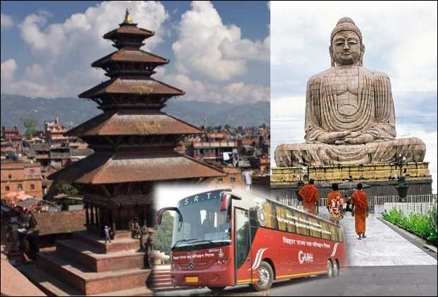 Bodhgaya-Kathmandu-Bodhgaya Luxury Bus Services to start from April 1