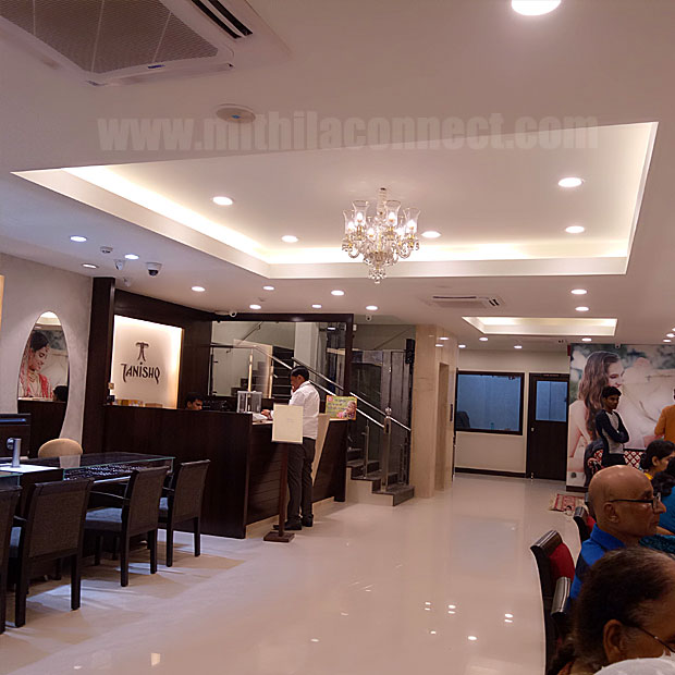 Tanishq Darbhanga Ground Floor