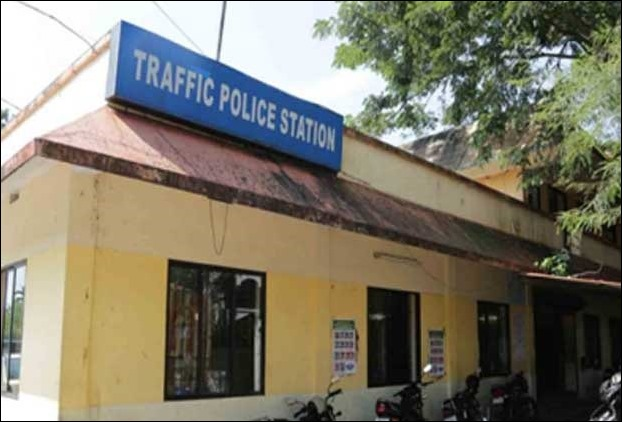 First Traffic police station in Darbhanga likely start functioning