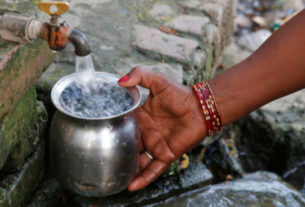 Piped drinking water in villages of Bihar