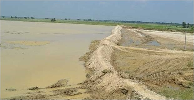 Bhotahi Balan river does not look so frightening on a first look