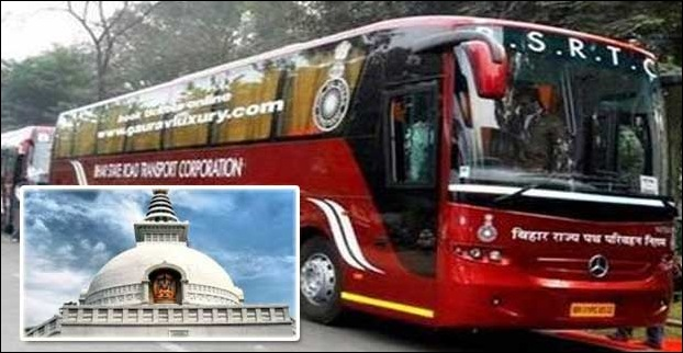 Special Buses will operate from Darbhanga to Rajgir for Malemas fair
