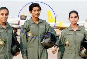 Bhavna is one of the first women fighter pilots in India