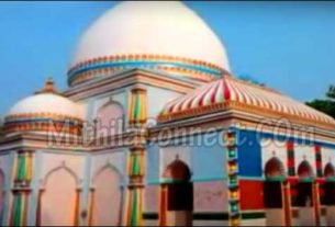 The 300 years of Temple of Mithila called 'BhootNath' Temple of Lord Shiva