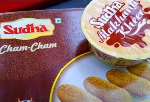 Sudha under COMFED has launched Makhana Kheer recently