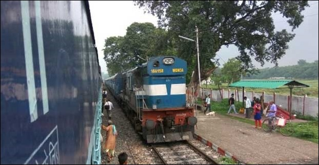 New Rail Route will cut journey to Delhi by 160 KM near from Darbhanga