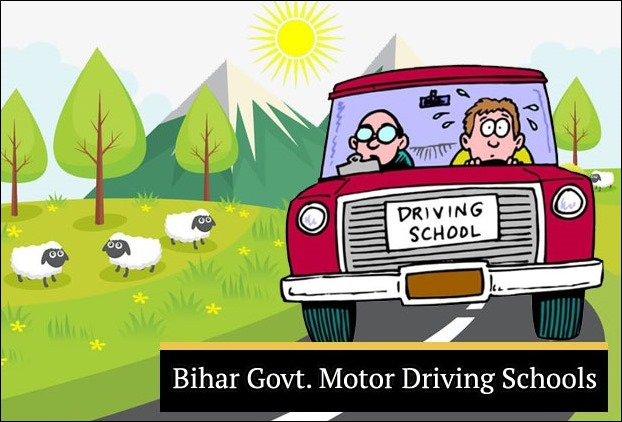 Govt. Approved Driving School's to be setup in districts of Bihar